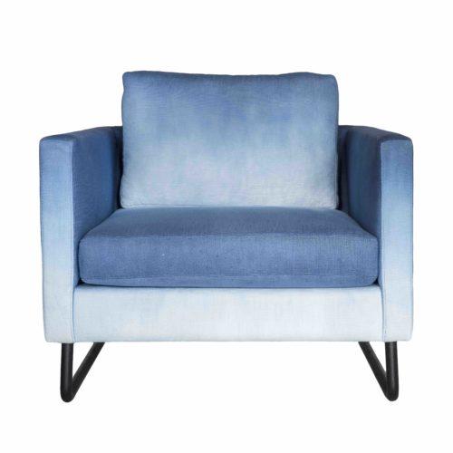 Box Chair Ombre Font LR