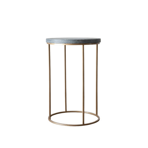 Drum Side Table LR1