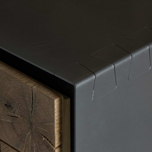 Metal Instomi Sideboard Detail LR